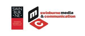 Swinburne University of Technology logo - media and communications department