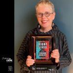 Susan Hurley with 2020 Davitt Award
