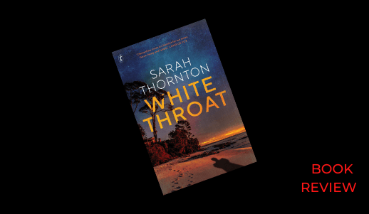 White Throat by Sarah Thornton cover art