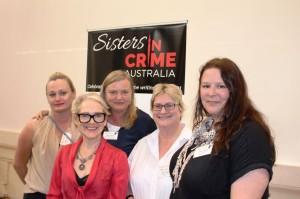 Hilary Bonney, Fiona Eagger, Sue Turnbull, Ann Turner & Kelly Lefever