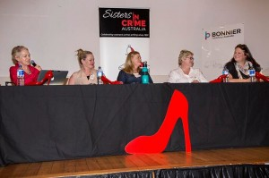 Sue Turnbull, Hilary Bonney, Fiona Eagger, Ann Turner & Kelly Lefever