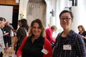 Fran McKechnie & Rebecca Lim