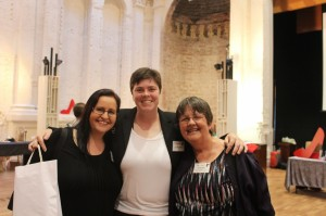 Friends & Ruth Wykes