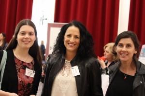 Katie Mills, Rae Cairns & Melanie Myers