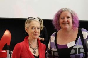 Sue Turnbull & Mary-Jo O'Rourke (Editors Vic)