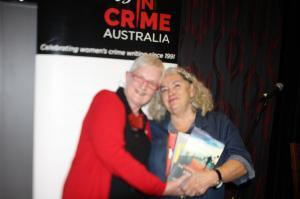 Anne Holmes & Janice Simpson