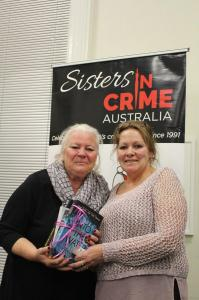 Dawn Farnham & Robyn Black raffle winner