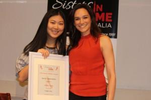 Jenny Chen & Nicole da Silva