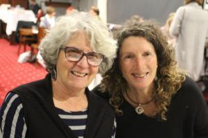 Judy Turner & Julie