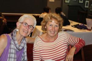 Linda Bennet & Friend