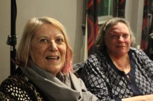 Pauline Meaney & Pat Miller