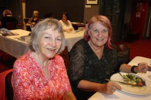 Penny Scott & Pauline Meaney