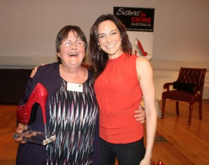Ruth Wykes & Nicole da Silva 2