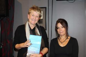 Sheryl Ward & Fiona Capp