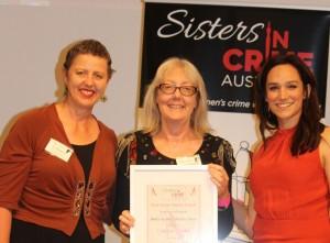 Sue Westwood, Catherine Moffat & Nicole da Silva