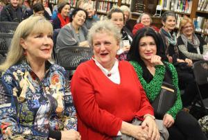 Susanna Lobez, Jane Clfton & Leigh Redhead